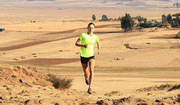 Julia Bleasdale Running Camp