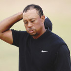 Tiger Woods in US Open horror show