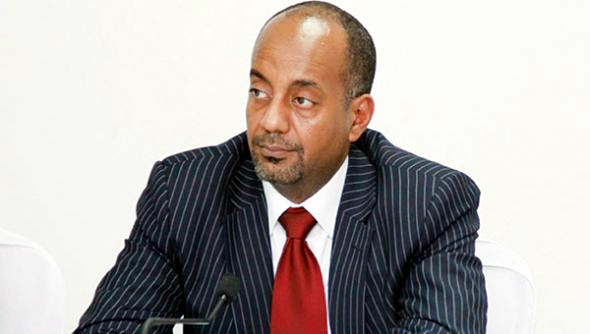 Admassu Tadesse, President and Chief Executive Officer of PTA (Photo: defimedia)
