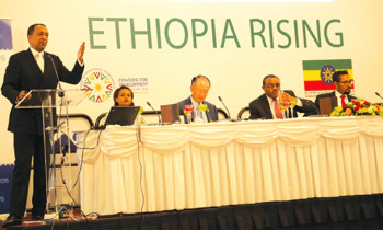 """""""Ethiopia Rising"""": High level event held in Addis Ababa"""