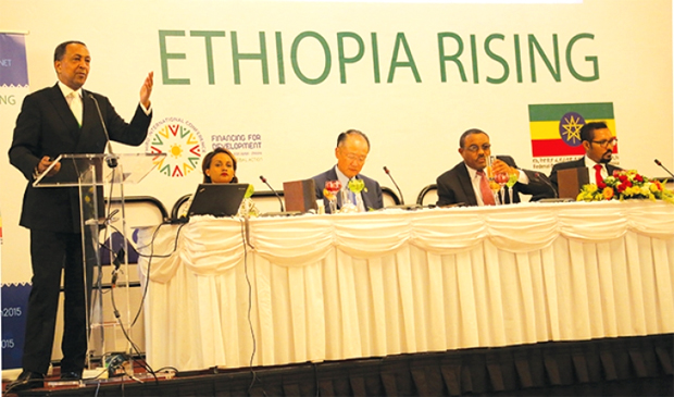 Ethiopia Rising