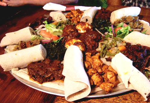 Ethiopian culture food images for Authentic ethiopian cuisine