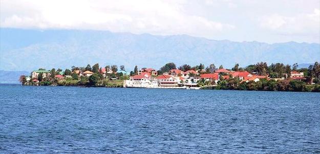 Goma City & Lakeside Lake Kivu, DR of Congo