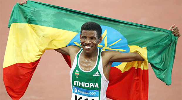 Haile the Great