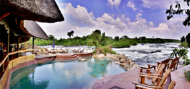 Wildwaters Lodge, Uganda