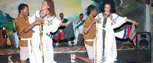 Yod Abyssinia Entertainment