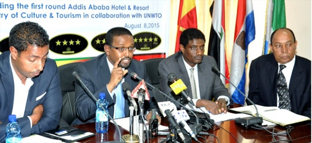 Addis Ababa Hotel Grading