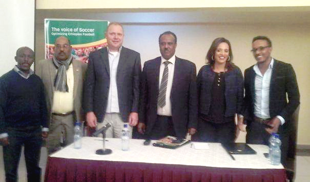 Ethiopian Football Federation and R & D (credit: soccerethiopia.net)