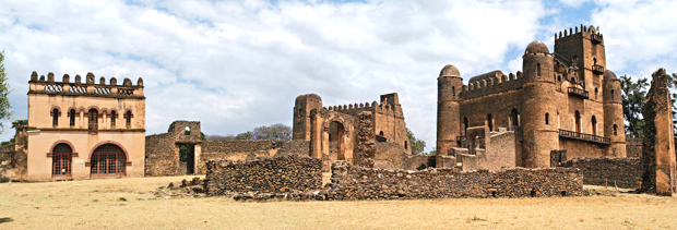 Fasiledes Castle Kuoni