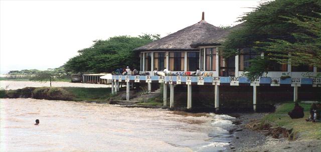 Langano Wabi Shebelle Hotel