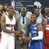 Biggest African presence ever in the NBA