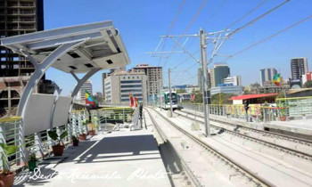 Addis Ababa Light Rail to commence North-South Service on Sunday