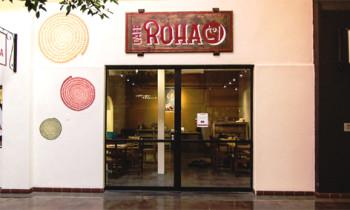 Café  Roha – Santa Fe, New Mexico