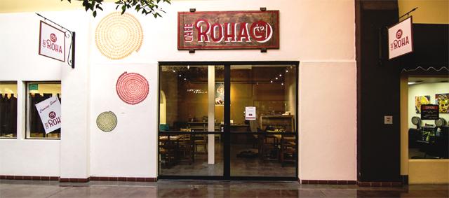 Cafe Roha