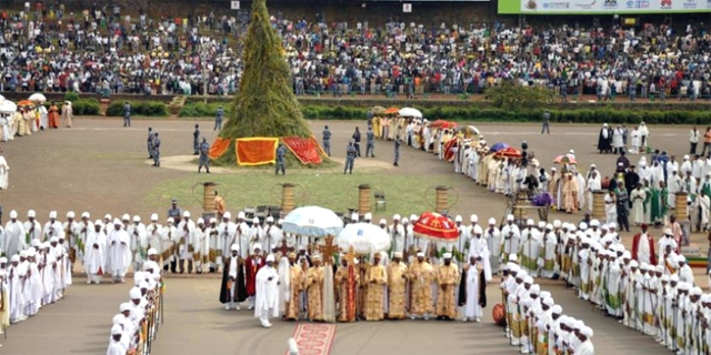 Image result for Ethiopian Orthodox Church Followers Observe Demera
