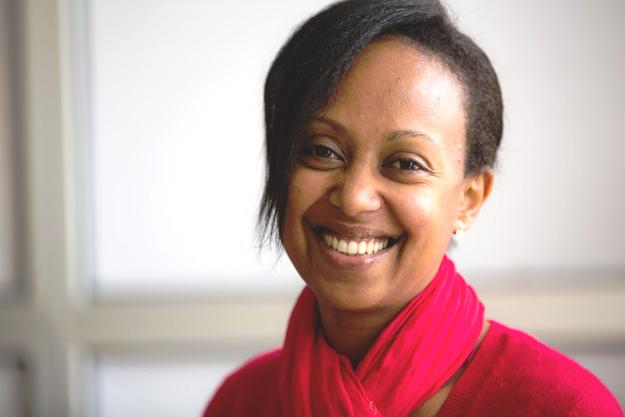 Dr Lia Tadesse (photo: University of Michigan)