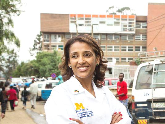 Dr. Senait Fisseha