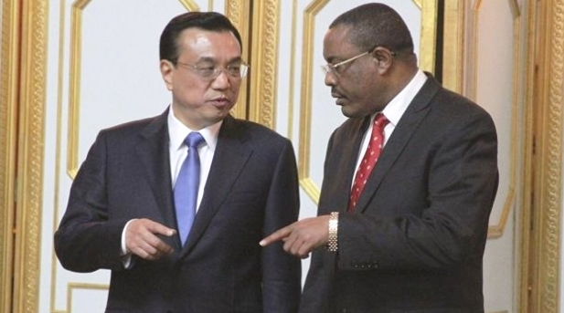 ethiopia and south sudan relationship with china