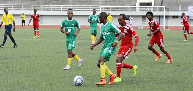 Ethiopia vs Seychelles (Photo: Seychelles News Agency)