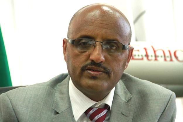 Ethiopian CEO Tewolde Gebremariam