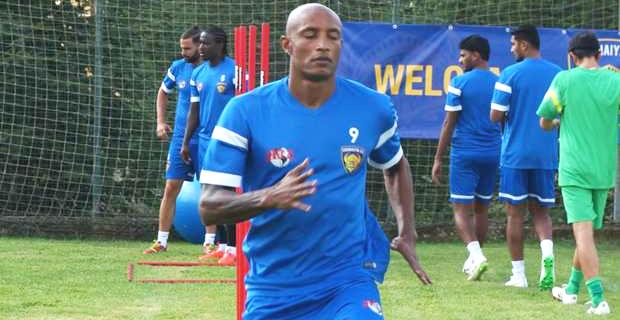 Fikru Teferra of Chennaiyin FC