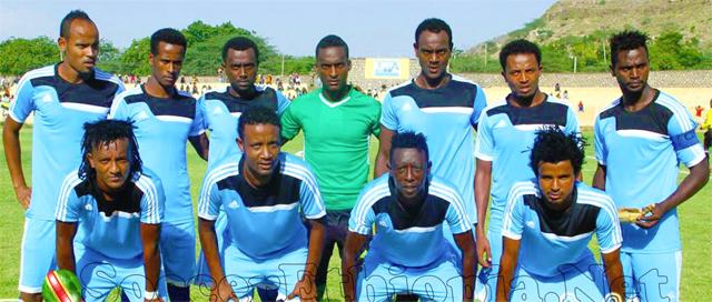 Newly promoted side Hossana Kenema (photo: credit: soccerethiopia.net)