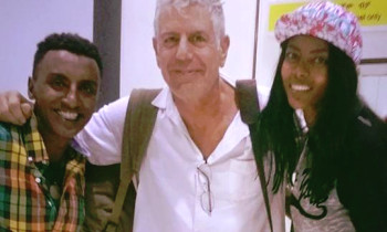 Anthony Bourdain Parts Unknown – Ethiopia to be aired on October 18