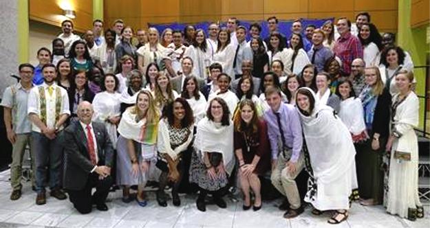 New Peace Corps Volunteers (photo: U.S. Embassy Addis Ababa)