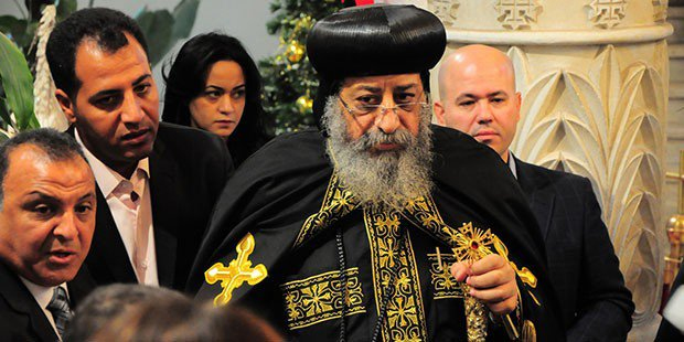 Pope Tawadros II of Alexandria and Patriarch of St. Mark