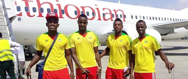 Members of teh Walia Ibex (Photo: Aschalew Tamene Ade Facebook page)