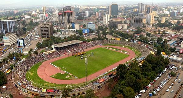 Addis Ababa Stadium CECAFA