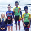 Ethiopian Cyclist Hadnet Asmelash wins BestMed Satellite Classic race