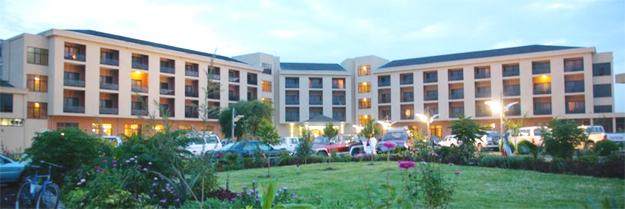Haile Resort in Hawassa