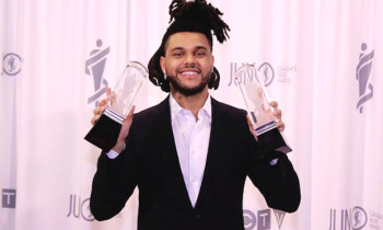 The Weeknd, Drake, Justin Bieber up for American Music Awards