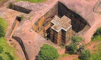 Rock-hewn Church of Lalibela