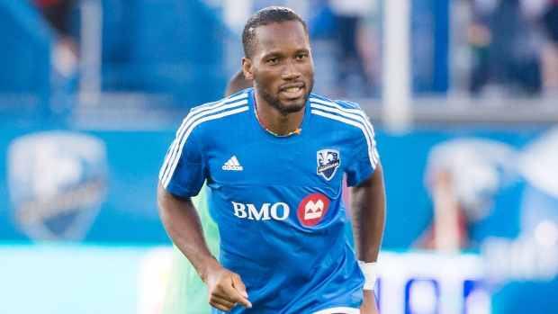 Didier Drogba of the Ivory Coast & Montreal Impact (photo: ctvnews.ca)