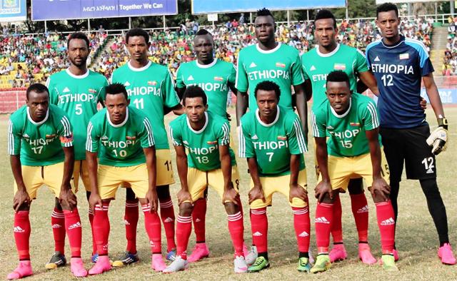 Ethiopia CECAFA 2015