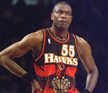Mutombo Hawks