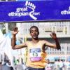 Tola and Daska take the honours at the Great Ethiopian Run