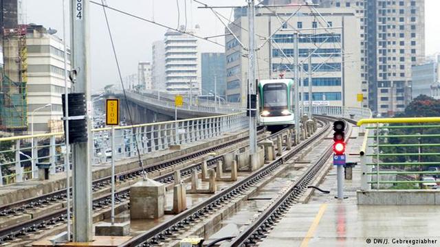 AA Light Rail China