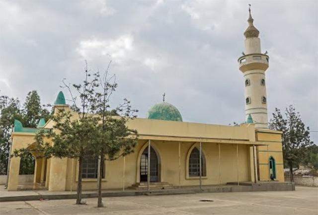 Al Nejashi Mosque