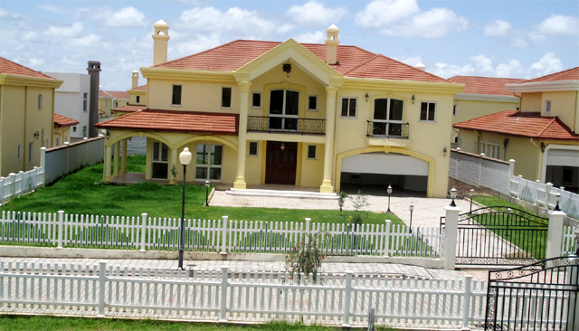 Ethiopia s new elite spur housing boom ethiosports for New home pic