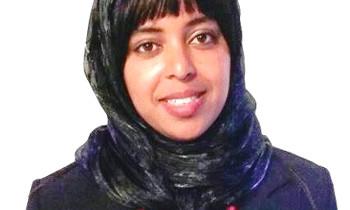 Ethiopian Dr Zebib Yenus shines Again in Science Awards