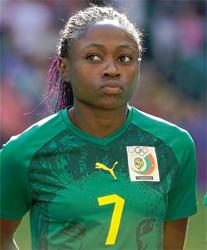Gabrielle Onguéné, Cameroun