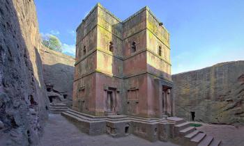 Exploring the Monolithic Stone Lalibela Churches