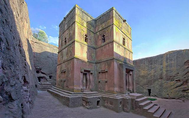 Lalibela (photo credit: UNESCO)