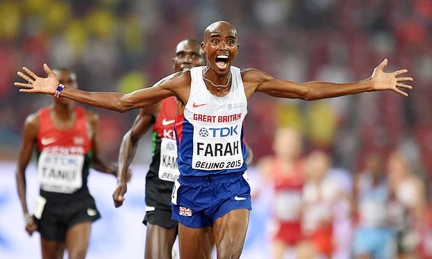 Mo Farah (Photo: Adam Davy/PA)