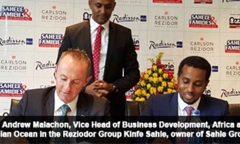 Radisson Blu to open second hotel in Addis Ababa