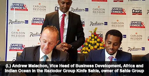 Radisson Blu Sahle Group