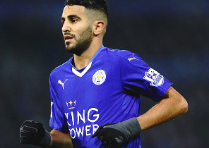 Leicester's Mahrez rules out January move